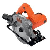 Fierastrau circular Black+Decker CS1250L 1250W 66mm